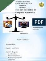 Ocio y Desempeño Académico Presentación
