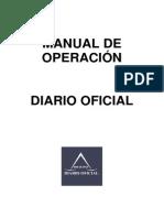 Manual Consultas Diario Oficial Electrónico
