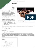 Sequência de Fibonacci – Wikipédia, A Enciclopédia Livre