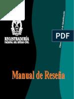Manual Resenaident