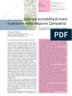 2009-Mazzeo-TEMA-02-03-Ports and Mobility in Campania, Italy
