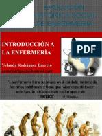 Evolución Histórica Social de Enfermería