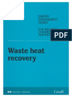 EMS 20 Waste Heat Recovery