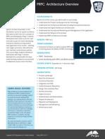 Architecture SS Datasheet 2014