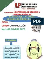 El Lenguaje, Habla, Jerga