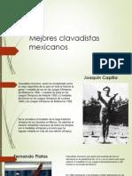 Mejores Clavadistas Mexicanos