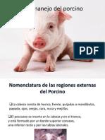 Exterior y Manejo Del Porcino