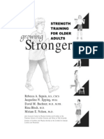 Growing Stronger