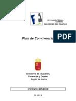 Plan Convivencia 09-10
