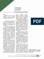 """resumo """"A conexão Planetaria - levy.pdf"""