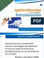 Innovacion Lecture Slides Semana1 Megatendencia Social Intro