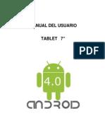 Manual Android 4.0 en Español