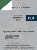 Circuitos Multiplicacion y Division