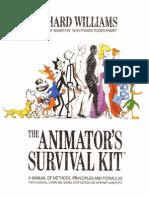 Richard Williams - The Animator's Survival Kit