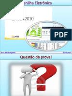 Excel 2010 - Versão 1.0 - 2014 - Assembleia Legislativa
