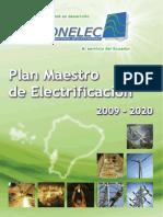 CONELEC-PlanMaestroElectrificacion