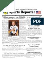 November 4, 2009 Sports Reporter
