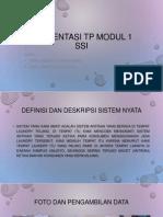 Presentasi Tp Modul 1 Ssi