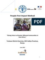 FAO Kenya Turkana Report June 2012