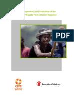 SCF CARE Haiti Evaluation 2011