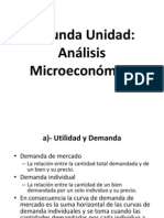 Analisis Microecómico