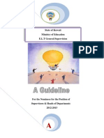 New Handout for Supervisors & Heads of Depts (2012-2013) Part 1