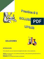conceptos de solución y solubildad
