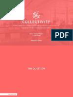 Collectivity Web App Concept Process Documentation