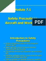 Mod 7.01 Safety