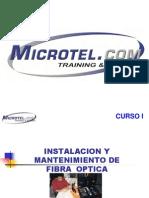 Instalacion y Mant. de f.o. i