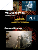 Clase Valvulopatas