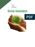 Biomas Venezolanos(1
