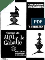 2-Finales de Alfil y de Caballo