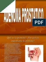 }Adenoma Prostatico