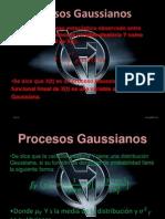 Procesos Gaussianos Final