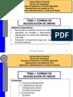 Administracion de Obras Tema 1