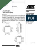 AT89c52 Datasheet