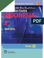 .Bahasa Indonesia SMP Kelas 9