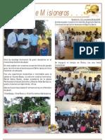 boletin 131 INFORME MISIONERO DE GUINEA BISSAU OCT 09