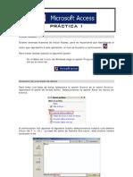 ACCESS Practica 1