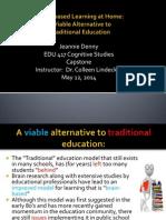 cognitive studies capstone final presentation