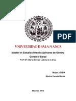 Genero Salud - Sida 1