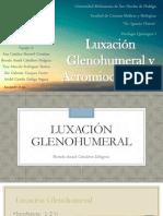 Tema 11 - Luxación Glenohumeral Equipo 3