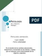1.Patología Celular