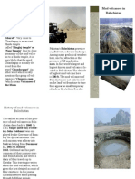 Mud Volcanoes of Balochistan by VIII White A