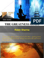The Greatness Guide-Robin Sharma