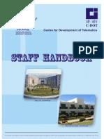 Staff Handbook