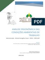 Analise Ergonomica - Administração - Revisado