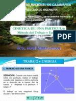 Cinetica de Un Punto Material - Trabajo y Energia - 2013-II