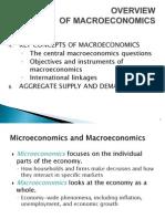 Overview of Macroeconomics_week01